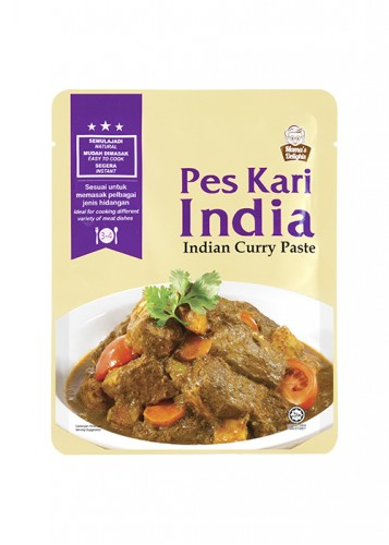 India Curry Paste (100gm)